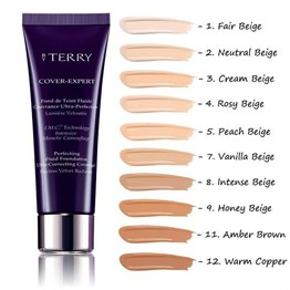 By Terry Cover Expert Perfecting Fluid Foundation 10 Fondöten